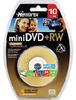 Memorex 10Pk 4.7Gb Mini Dvd+Rw Bul -- MEM32025672-10PK