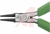 Plier; Round; 4-1/2 in.; 7/8 in.; 7/16 in.; 9/32 in.; Green; 0.96 lbs.; -- 70223468 - Image