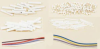 Ceramic Beads, PFA, Fiberglass Sleeving -- SH, DH, OV, FS, FBGS, TF Series - Image