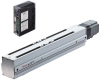 Linear Actuator (Slide) - Straight Type, Y-axis Table with Built-in Controller (Stored Data) -- EAS6Y-E010-ARMAD-3 -Image