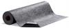 PIG Grippy Floor Mat Black Adhesive Backing; Poly-Backed, Mediumweight, (1) 36
