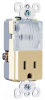 Combination Switch/Receptacle -- TM8-HWLICC -- View Larger Image