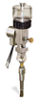 "(Formerly B1743-1X01), Electro Chain Lubricator, 1 oz Polycarbonate Reservoir, 1/4"" Round Brush Stainless Steel, 120V/60Hz -- B1743-001B1SR11206W -- View Larger Image"