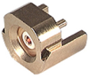 RF Coaxial Board Mount Connector -- 92MMBX-S50-0-12 -Image