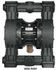 Air Operated Diaphragm Pump -- Model B502 Plastic -- View Larger Image
