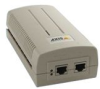 AXIS T8124 High PoE Midspan 1-port - Power injector - AC 100-240 V - 30 Watt - United States -- 5014-204