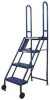 Ladder,Rolling,Folding,4Steps,Perf -- KDMF104166