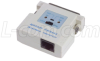Economy RS-232 to RS-422/RS-485 Converter with RJ45 Jack -- ICC49A-013