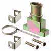 D-Sub, D-Shaped Connectors - Backshells, Hoods -- 1003-2389-ND - Image