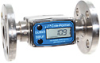 Cole-Parmer Heavy-Duty Turbine Flowmeter/Totalizer; 10-100 GPM, 316 SS, 1-1/2