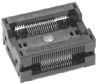 656T Series SSOP with Center Pad Connection Devices ZIF - Image