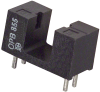 Optical Sensors - Photointerrupters - Slot Type - Transistor Output -- 365-1105-ND -Image