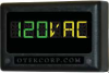 Universal Panel Meter with Automatic Tricolor Alphanumeric Display -- Model UPM-F