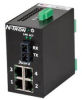 305FX Industrial Ethernet Switch with Monitoring, SC 2km -- 305FX-N-SC
