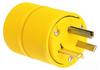 Straight Blade Power Plug -- D0731