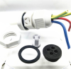 M12x1.5 Ventilation Cable Gland for 4 cables -- MIV-12CA(1.5-3) -Image