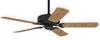 Ceiling Fan,52 In,Oak Blades Finish -- 2FDG2