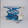 BISHAMON MobiLift Electric Scissors Lift Tables -- 7104700