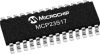 16-Bit SPI I/O Expander with Serial Interface -- MCP23S17