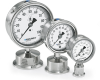 Sanitary Pressure Gauges - Image