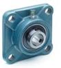 4-Bolt Flange Standard Duty Set Screw Locking Type -- UCF218