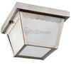 One-Light Outdoor Ceiling Light Fixture -- 75467-965