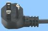 North American Power Cord w/Angled Nema 5-15 -- 86410000 -Image