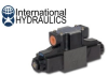 Hydraulic Solenoid Valve - 115 VAC -- IH-D03S-2F-115A-35
