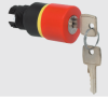 Emergency Stop Maintained - Key to reset -- L22GQ01 - Image