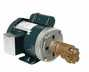 Cole-Parmer Bronze Close-Coupled Gear Pump System; Relief/2.1 GPM/ODP -- GO-70738-42