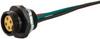 Mini-Link Receptacle, Female, 6A pole, 1' -- 106AQ0010M -Image