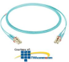 Panduit® NetKey LC to LC, OM3 Fiber, Duplex Patch Cord -- NKFXER02L-LM
