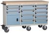 Mobile Compact Cabinet -- L3BJD-2814L3 -Image