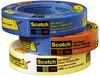 3M(TM) High Temperature Paint Masking Film 7300 Translucent, 12 in x 1500 ft 2.0 mil, 3 per case Boxed -- 021200-22835