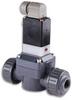 Omega-FLO®  PVC Solenoid Valve -- SV11 - Image
