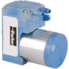 Single Head Miniature Vacuum Pump; 1.5 LPM/12 mmHg-10 psi/24 VDC -- GO-79600-22