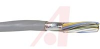 Cable, Multipair; 12-1/2; 25; 24 AWG; 7/32; Overall Aluminum/Polyester Foil -- 70139471