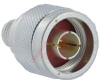 connector,rf coaxial,n straight plug,crimp-crimp,for rg/u 214,225,393 cable -- 70142666