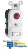 Leviton Single-Pole Switch/Pilot Light -- 5226