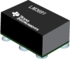 LM3691 High Accuracy, Miniature 1A, Step-Down DC-DC Converter for Portable Applications -- LM3691TL-0.75/NOPB -Image