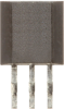 2SS52M Series magnetoresistive omnipolar sensor IC, U-Pack surface mount, 1000 units/bulk -- 2SS52M-S