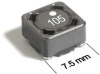 MSD7342 Series Shielded Coupled Power Inductors -- MSD7342-183 -Image