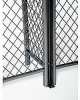 FORDLOGAN 3-Way Posts for Wire Partitions -- 1172700 - Image