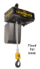 Hook Suspension R&M Hoist -- LM025
