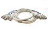 10ft 5 BNC Male to 5 BNC Male Cable -- RB15-10 - Image
