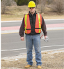 Canadian Regulation Safety Vest -- M4811