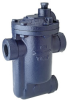 880 Series Inverted Bucket Steam Trap -- Model 883