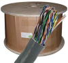 1000ft CAT5E 25 Pair UTP Cable 24AWG CMR -- 1009-SF-11 - Image