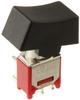 Rocker Switches -- 400MSP1R1BLKM6QE-ND -Image