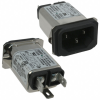 Power Entry Connectors - Inlets, Outlets, Modules -- 10EBS1-ND - Image